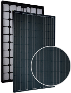 Sunmodule Plus SW290 Mono Black (5-busbar)