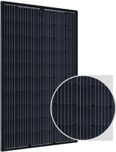 Sunmodule Plus SW280 Mono Black
