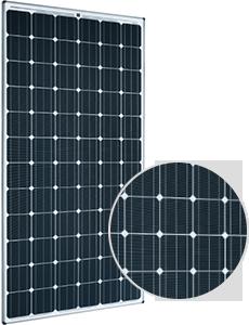 Sunmodule SW345 XL Mono