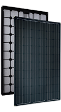 Sunmodule Plus SW285 Mono Black (5-busbar) Panel Image