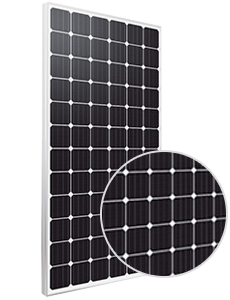 Black Panther RCM-355-6MA Solar Panel