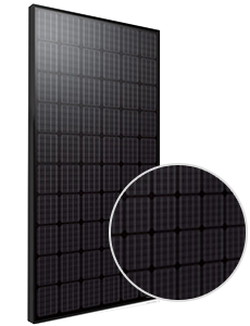 Black Panther RCM-295-6MB (all black) Solar Panel