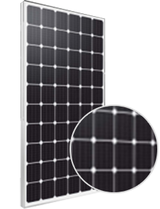 Black Panther RCM-315-6MB Solar Panel