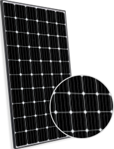 OS High Frequency Line OS300M Solar Panel