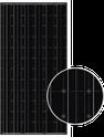 AS-6M BLACK AS-6M-295 Solar Panel