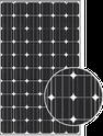 AS-6M Transparent AS-6M30-245 Solar Panel