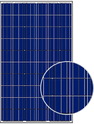 AS-6P30 AS-6P30-245 Solar Panel