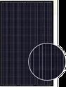 ALL-BLACK SmartDC CS6K-280MS-SD Solar Panel