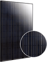 Elite Black Monocrystalline ET-M660265BB Solar Panel