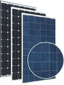 MG-Series HiS-S260MG Solar Panel