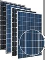 RG-Series HiS-S260RG Solar Panel