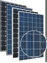RG-Series HiS-S300RG Solar Panel