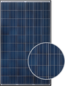 Virtus II JC255M-24/Bb Solar Panel