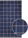 KD 200-60 F Series KD260GX-LFB2 Solar Panel