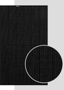 Alpha REC400AA Pure Black Solar Panel