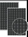 U Series Triex-U280 Solar Panel