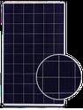 JAP6(K)(DG) JAP6(K)(DG)-60-255/4BB/1500V Solar Panel