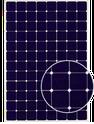 E Series Residential AC SPR-E20-327-D-AC Solar Panel