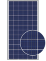 72 Cell Series SM-295PC8 Solar Panel