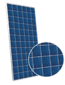 The Commercial line SG330P Solar Panel