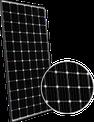 Full Black Line SG350M Solar Panel
