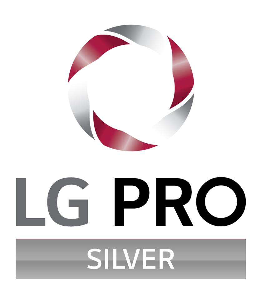 LG Pro: Silver