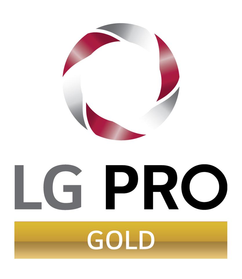 LG Pro: Gold