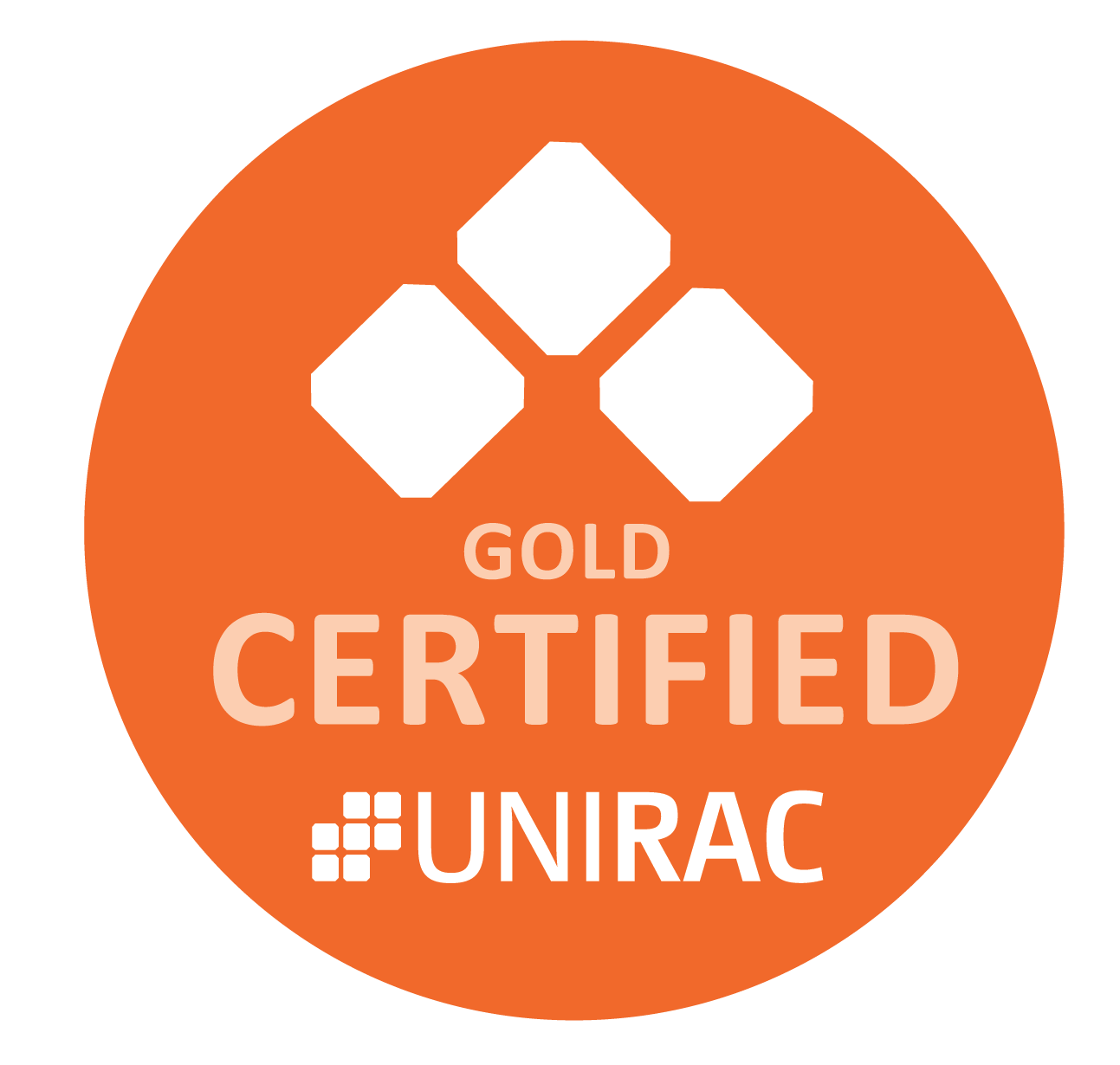 Certified Gold