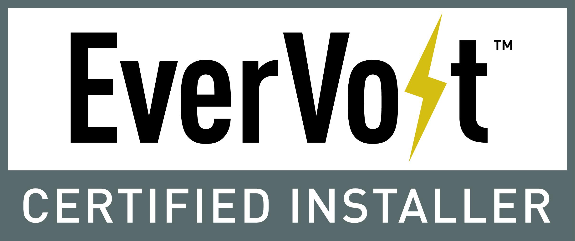EverVolt Certified Installer