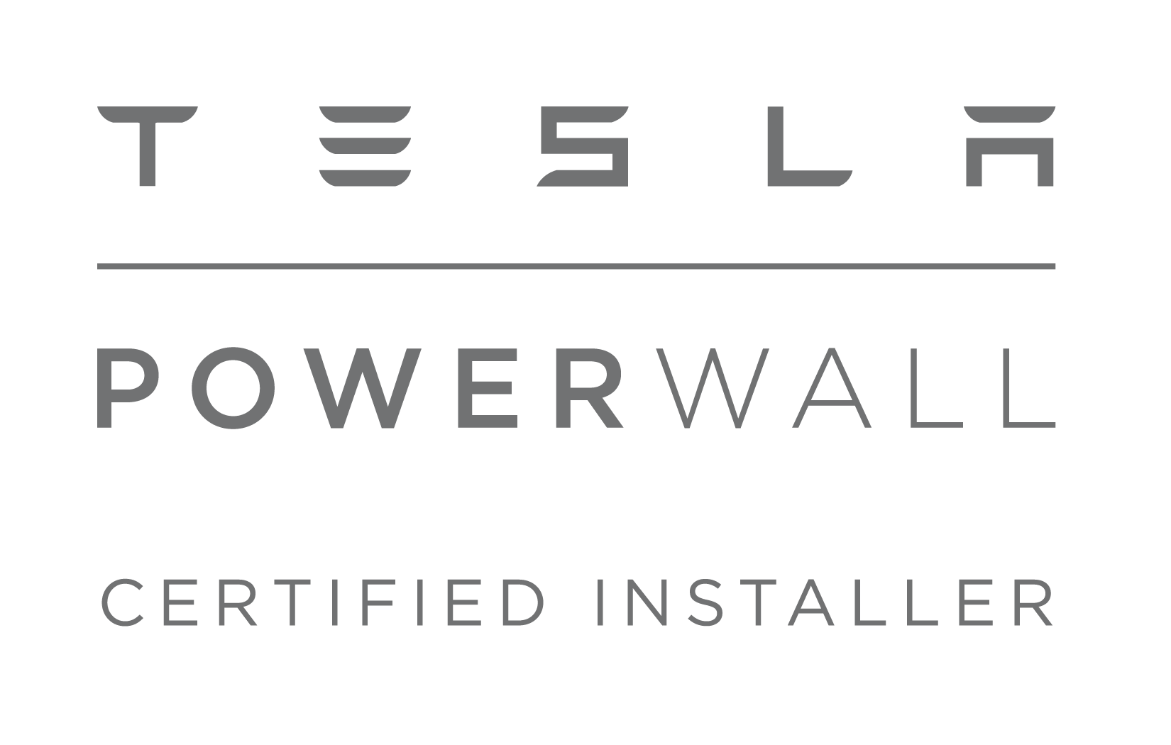 Powerwall Certified Installer
