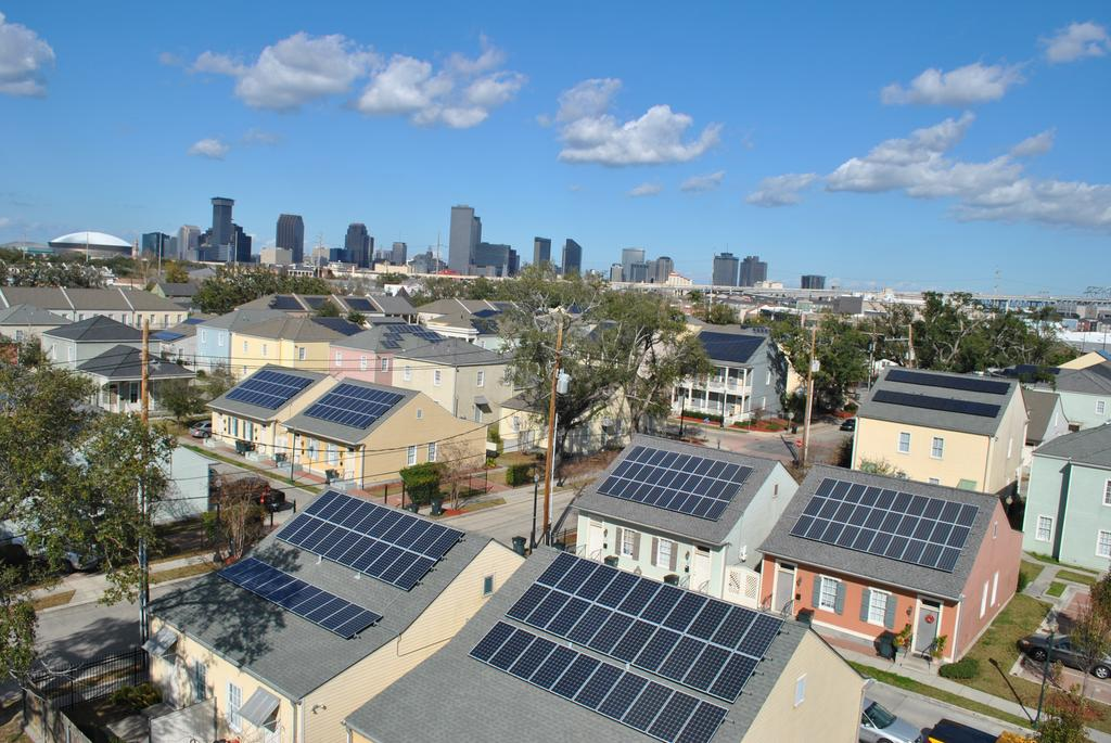 Pv 420 Kw River Gardens Solar Neighborhood Energysage