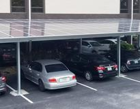 Picture of 26KW Solar Car Port