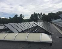 Wheaton College - Solar Hot Water & Pool Heating