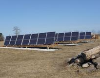 picture of Geil Homestead; solar electric