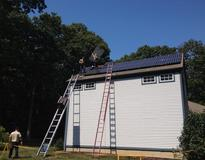 picture of Solarize East Lyme CT Solar Install