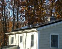 Picture of Residential Solar PV System