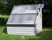 Sunward Solar Hot Water System-Marietta, NY