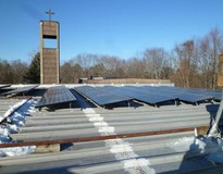 Immanuel Lutheran Church - Solar Electricity and Efficiency