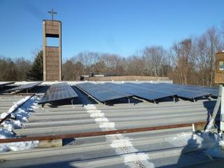 Immanuel Lutheran Church Solar Electricity And