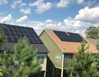 picture of Neighbors going solar!