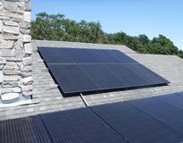 picture of Novato Solar Installation