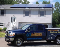 153 Shaker Road Enfield CT  - 6kw Solar PV System  - Lynch Family