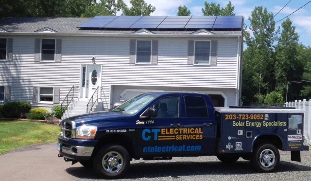 153 Shaker Road Enfield Ct 6kw Solar Pv System Lynch