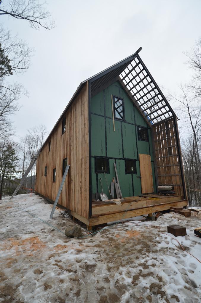 Eagle Pond House Wilmot New Hampshire Energysage