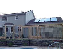 picture of Residence with many Renewable and Energy Efficiency upgrades