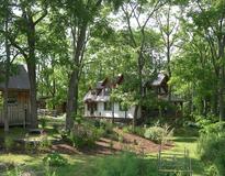 Tugley Wood Timberframing - Trumansburg - NY