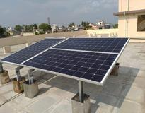 Solar Panel Installation in Maharashtra, India by Loom Solar