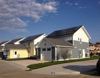 Picture of Net Zero Neighborhood in Traverse City