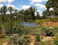 Picture of Bastrop Solar Tour- Rescheduled for Nov 14!  Purple Gate Herb Farm