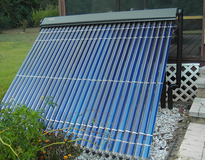 Picture of Peleski Solar Hot Water System in Delaware